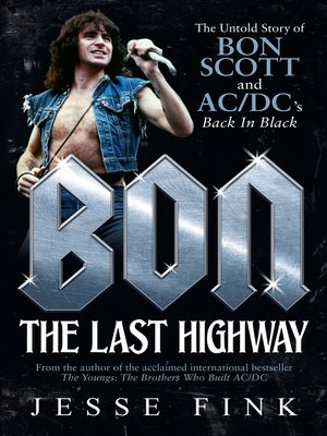 cover image of Bon: The Last Highway